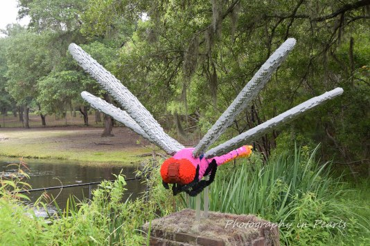 Dragonfly - 27,788 Legos
