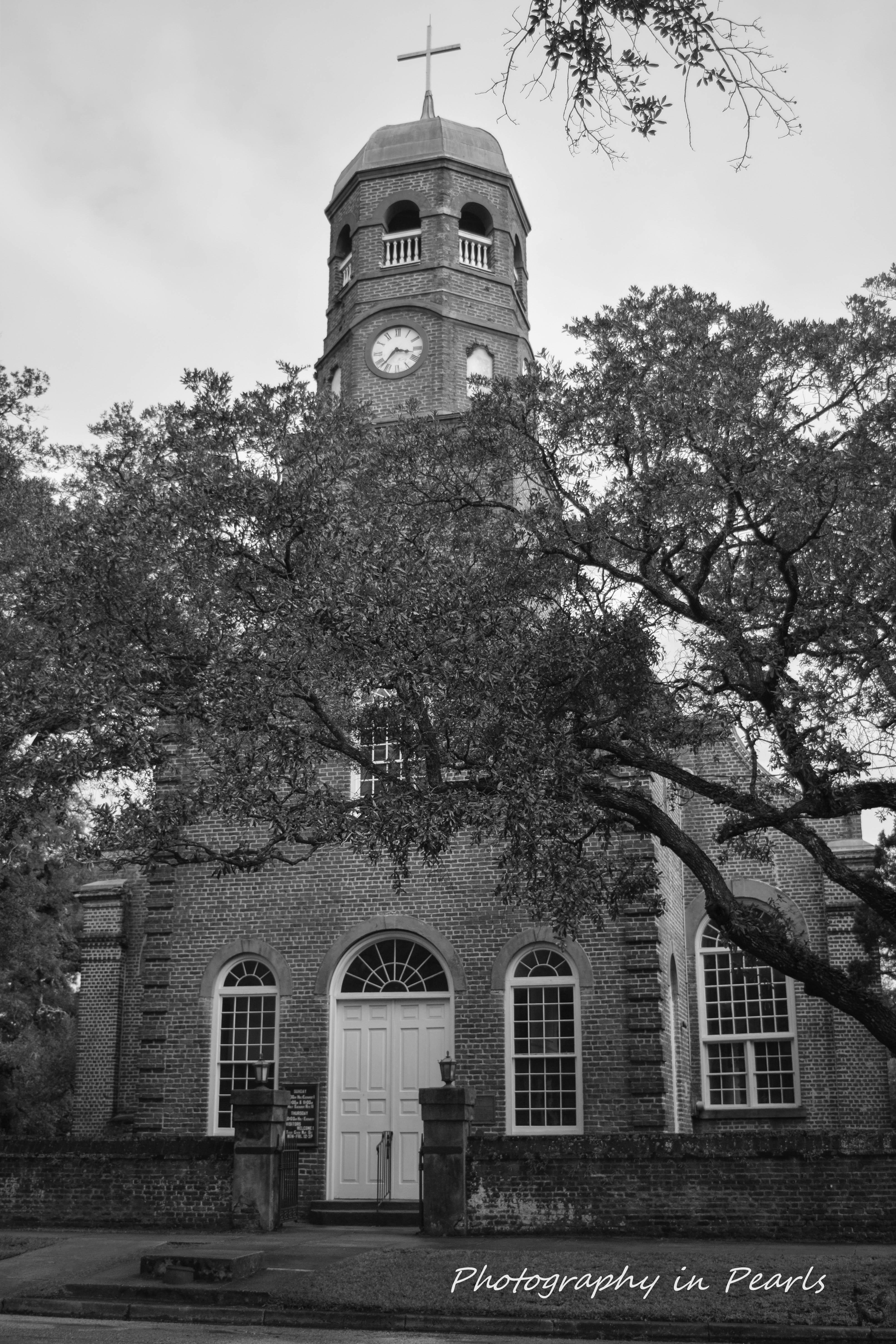 Prince George Episcopal Church 1721