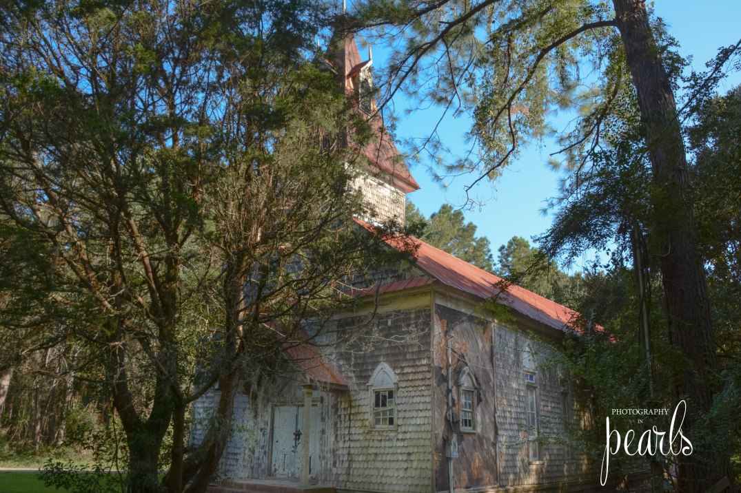A Weathered Church