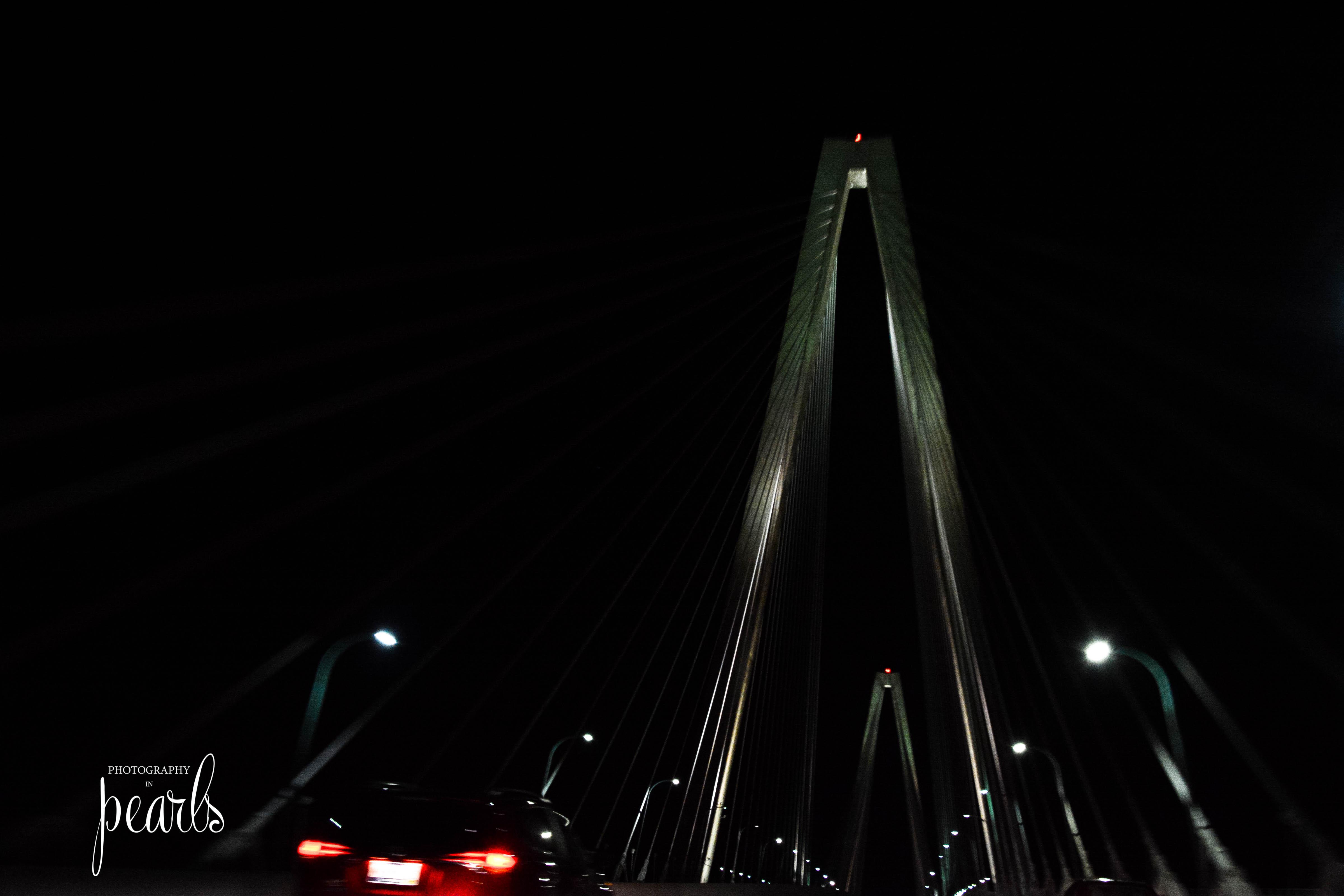 Crossing Ravenel Bridge