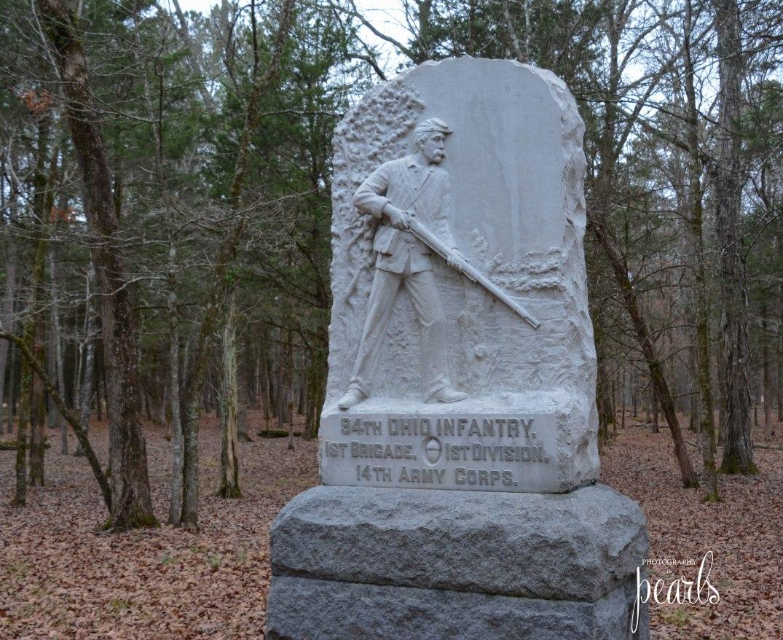 Ohio Monument