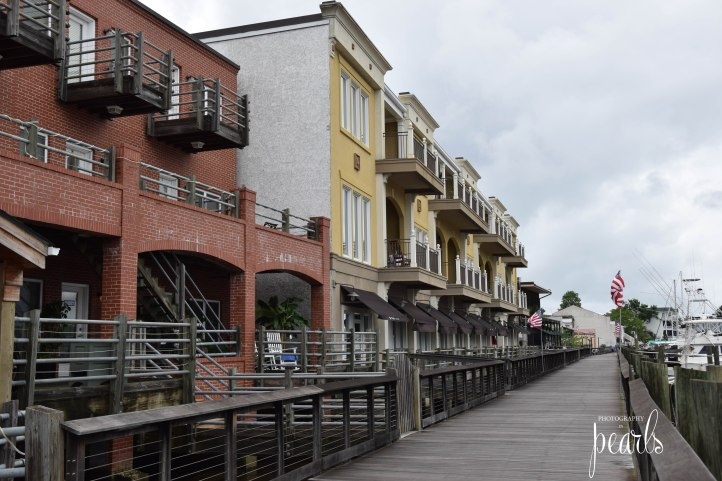 Harborwalk Facades