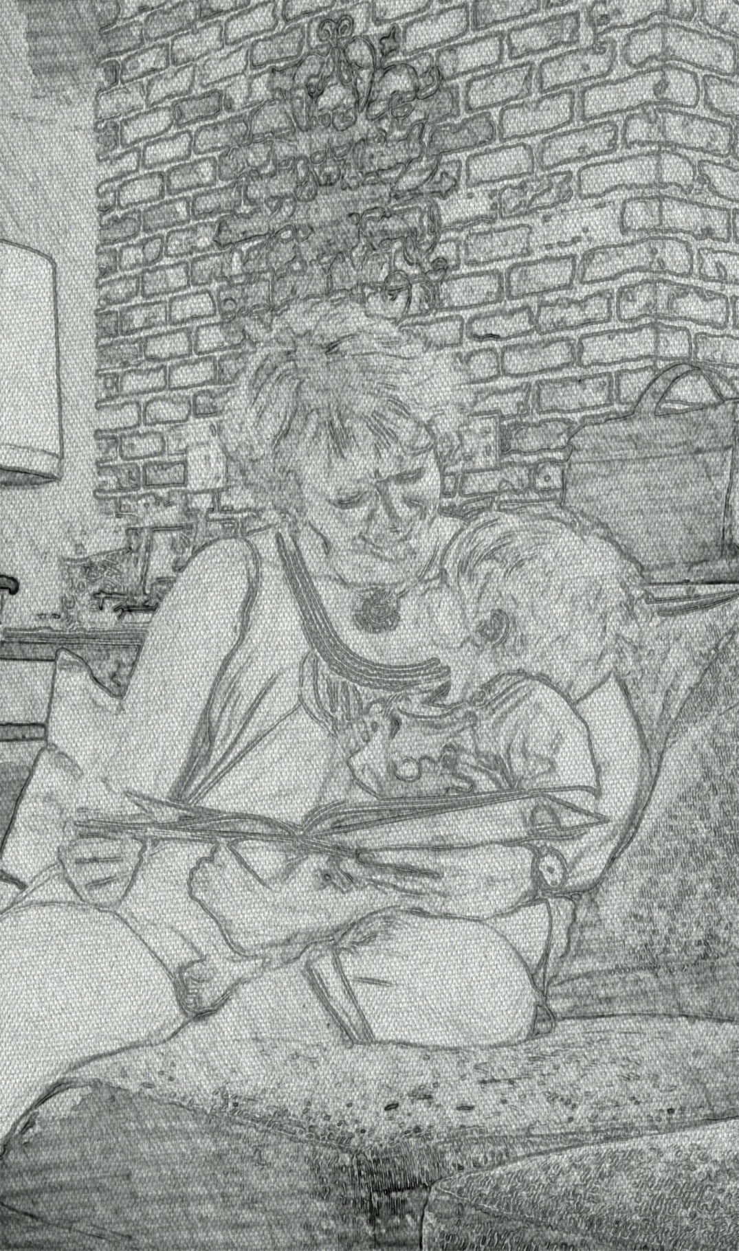 Reading with Carter