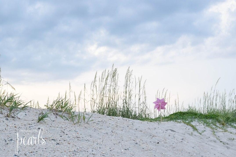 Pinwheel on the Beach