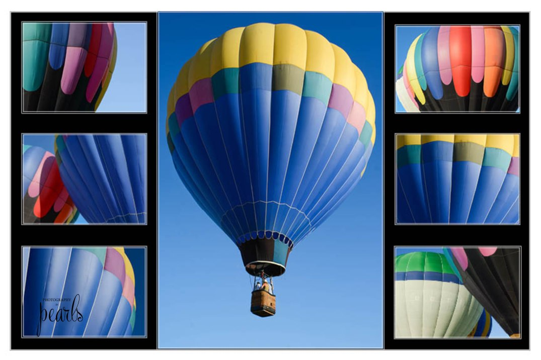 Balloon Collage-5
