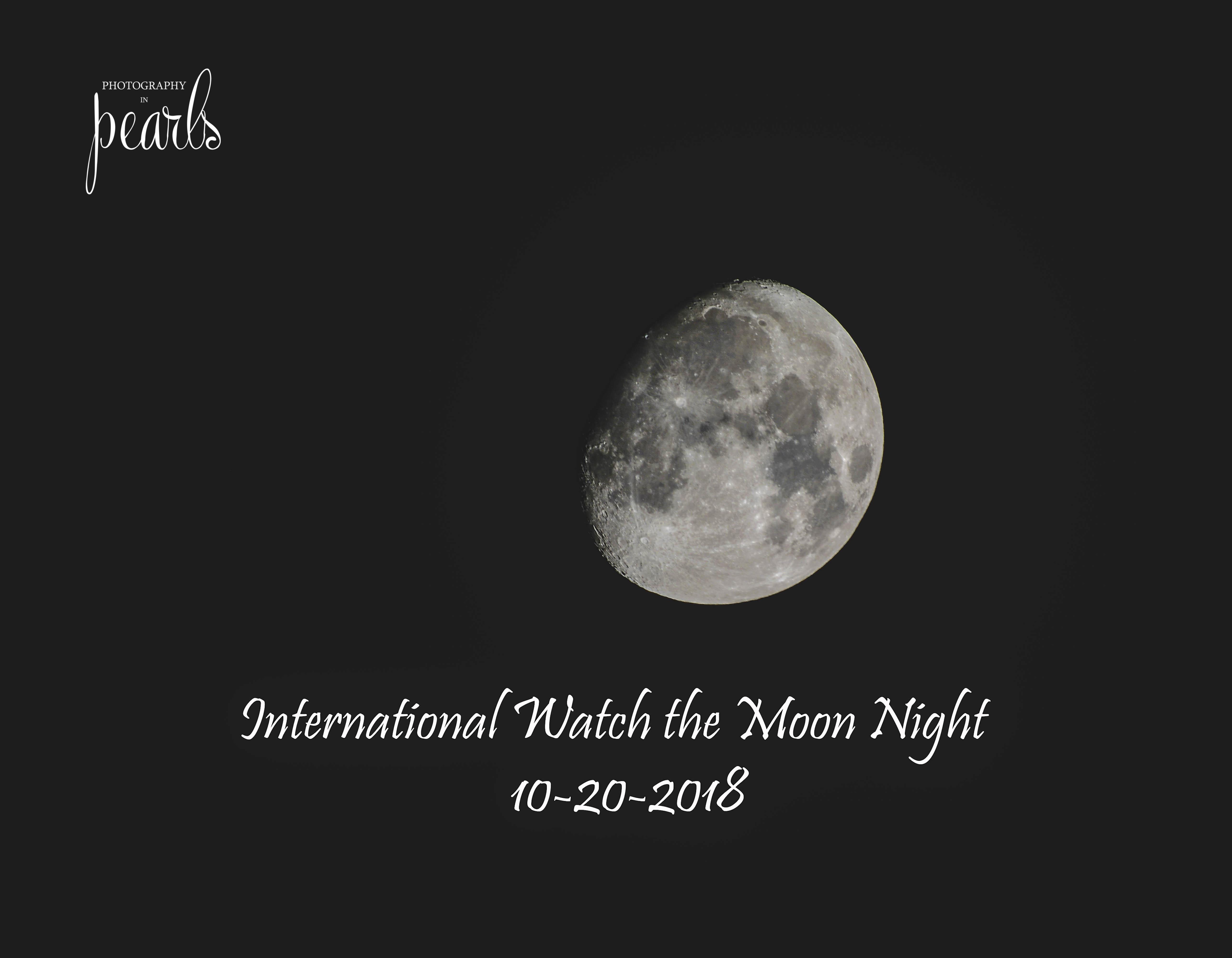 International Watch the Moon Night 10-20-18-2