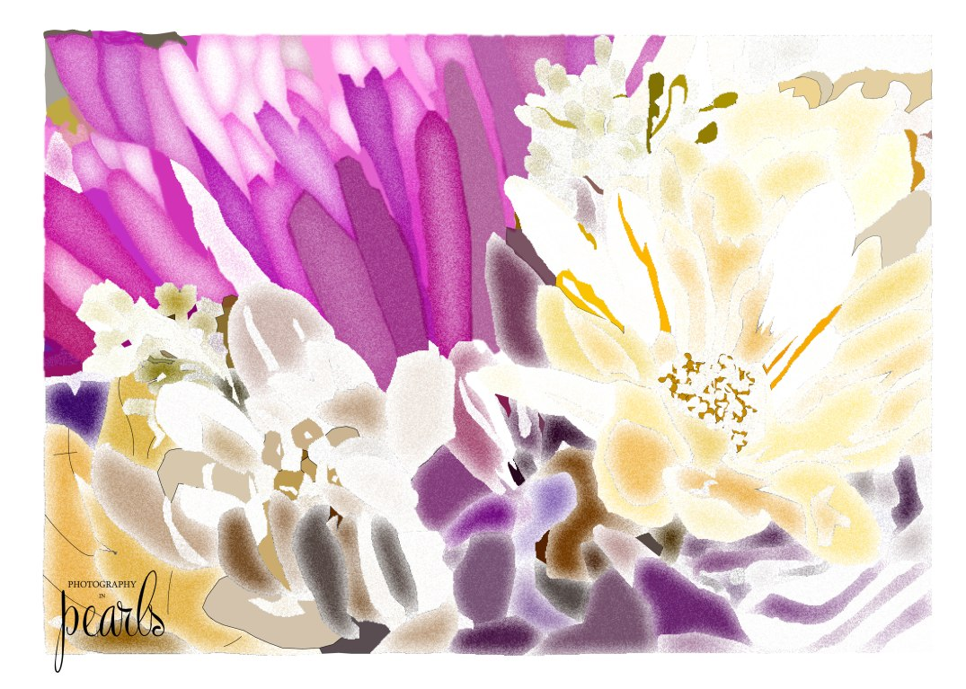 Bouquet Distorted