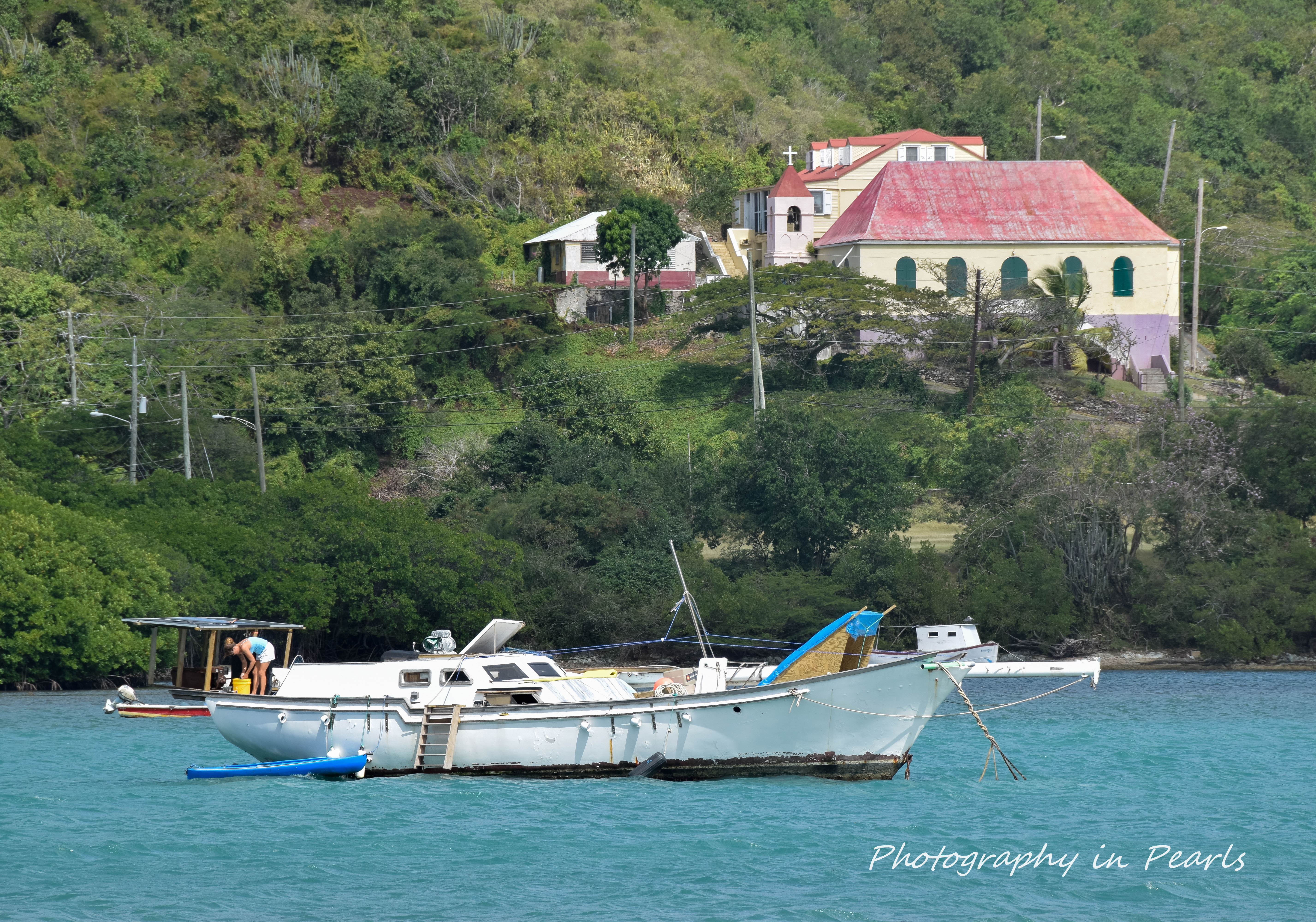 Life on the Water - St John